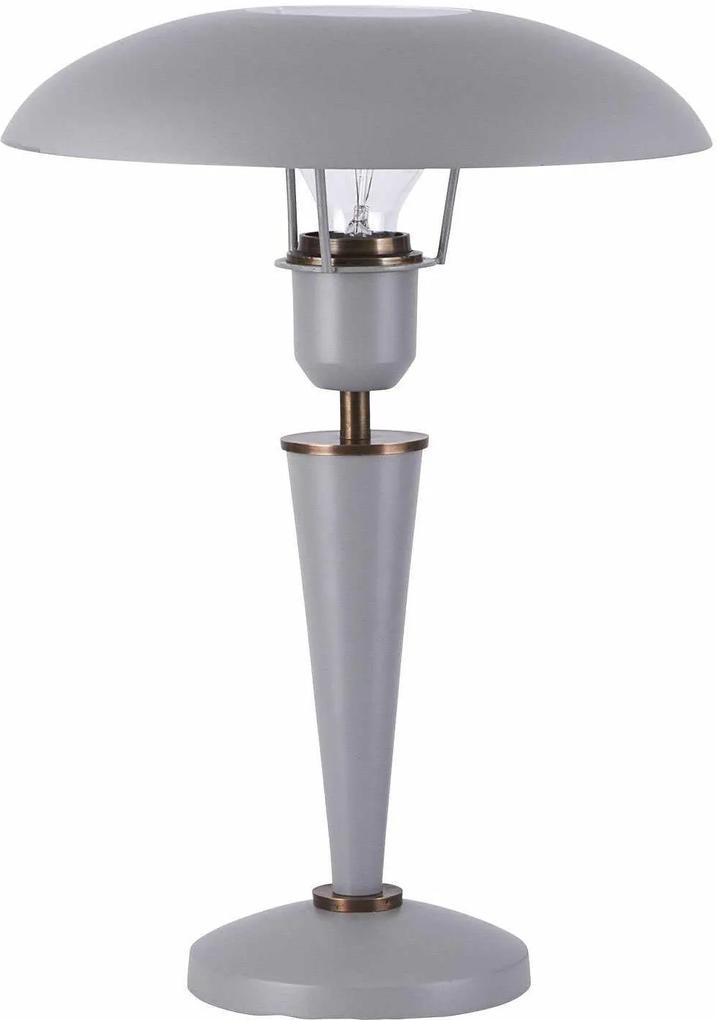 Lampa de masa OPAL, DARK GREY