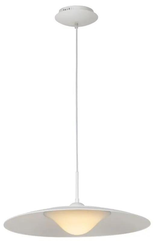 Lucide 40403/12/31 - LED lampa suspendata OLFY-LED LED/12W/230V alb