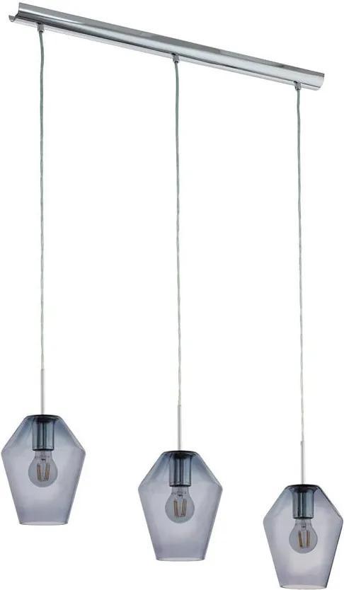 Eglo 96774 - Lampa suspendata MURMILLO 3xE27/28W/230V