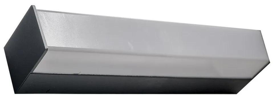 Azzardo AZ2614 - Aplică perete baie LED PETER LED/12W/230V IP44