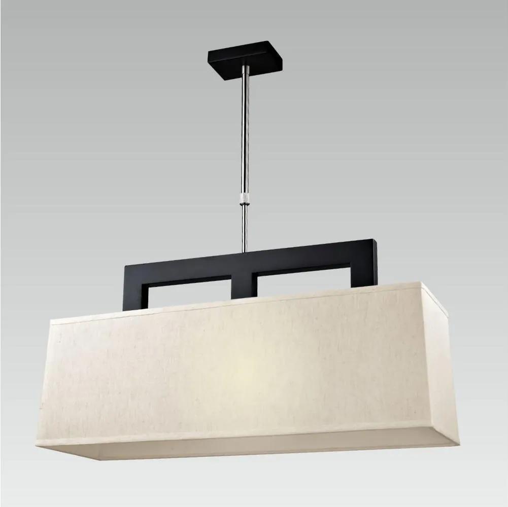 LUXERA 27010 - Lampa suspendata SIGLO 3xE27/60W