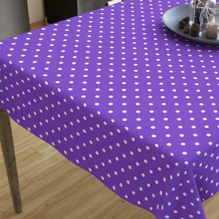 Goldea față de masă decorativă loneta - model 336 35 x 45 cm