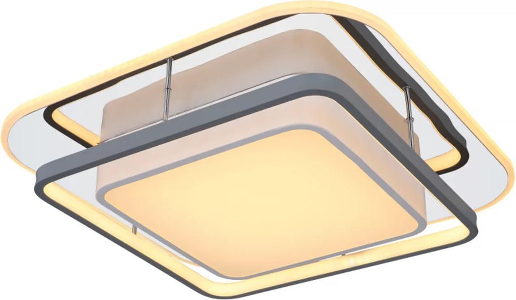 Plafoniera Leola, LED max 60W
