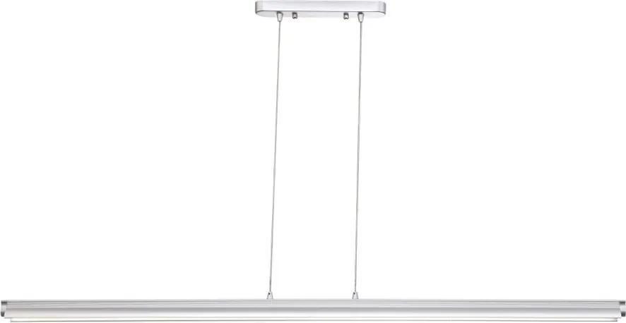 Globo 42230 Pendule LED aluminiu 1 x max. 18W 80 x 4,5 x 116,3 cm