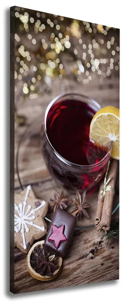 Tablouri tipărite pe pânză Vin fiert