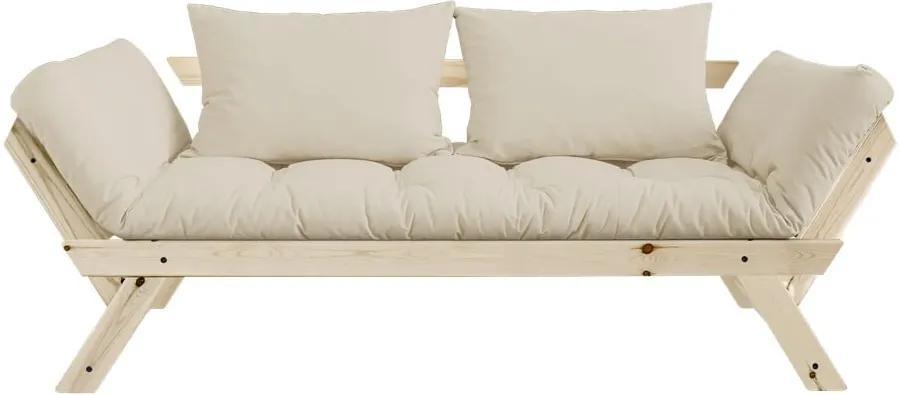 Canapea Karup Design Bebop Natural/Beige