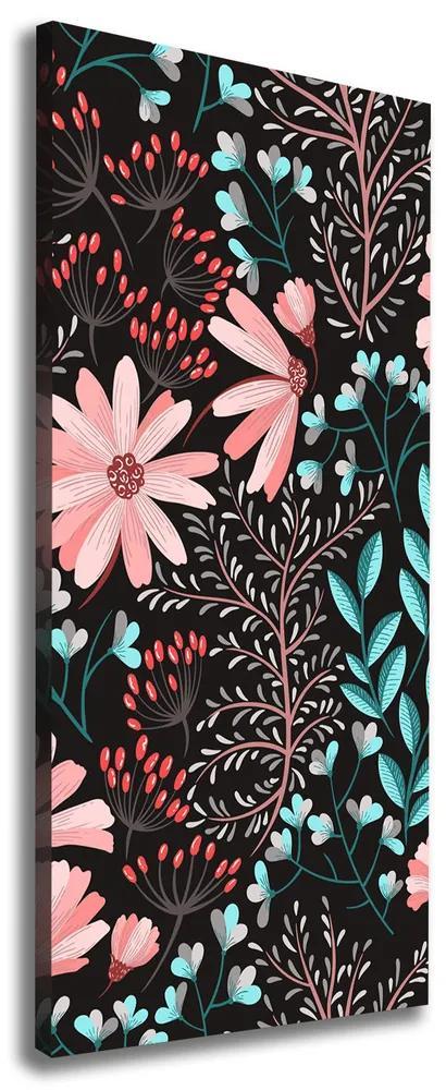 Tablouri tipărite pe pânză Flori de câmp