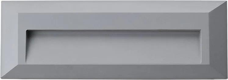 Luxera 48311 - Corp de iluminat LED exterior RADIX 35xLED SMD/3W/230V