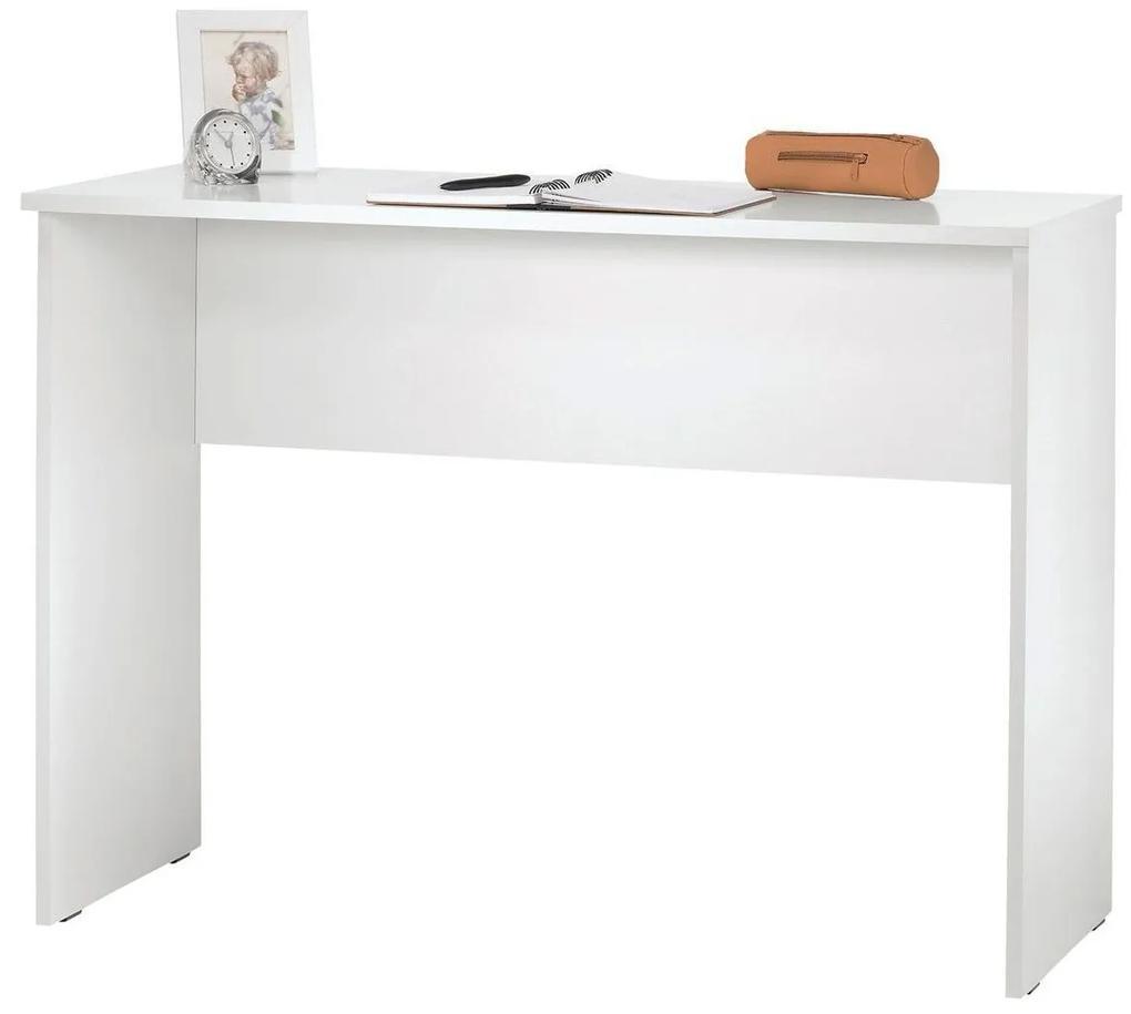 Birou alb, 110x51x76 cm