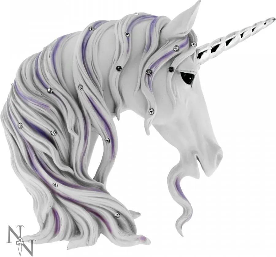 Statueta unicorn Splendoare 15 cm