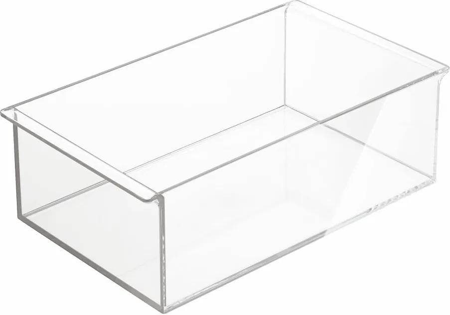Organizator iDesign Clarity, 30,5 x 18 cm