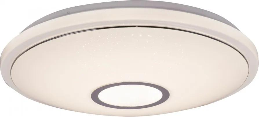 Globo 41386-24 Plafoniere CONNOR inkl. 1xLED 24W 230V, 1400lm,  CCT 3.000-4500-6.000 1400lm IP20 A