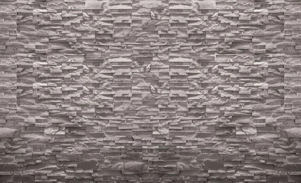 Fototapet vlies: Zid de piatră (3) - 184x254 cm