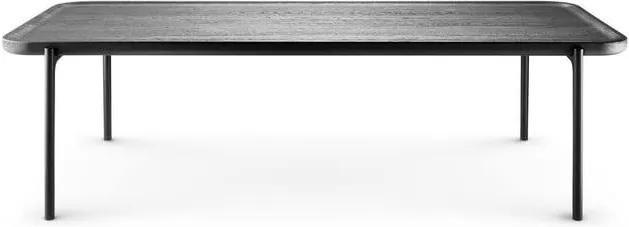 Savoye masuta cafea (rectangular) Negru
