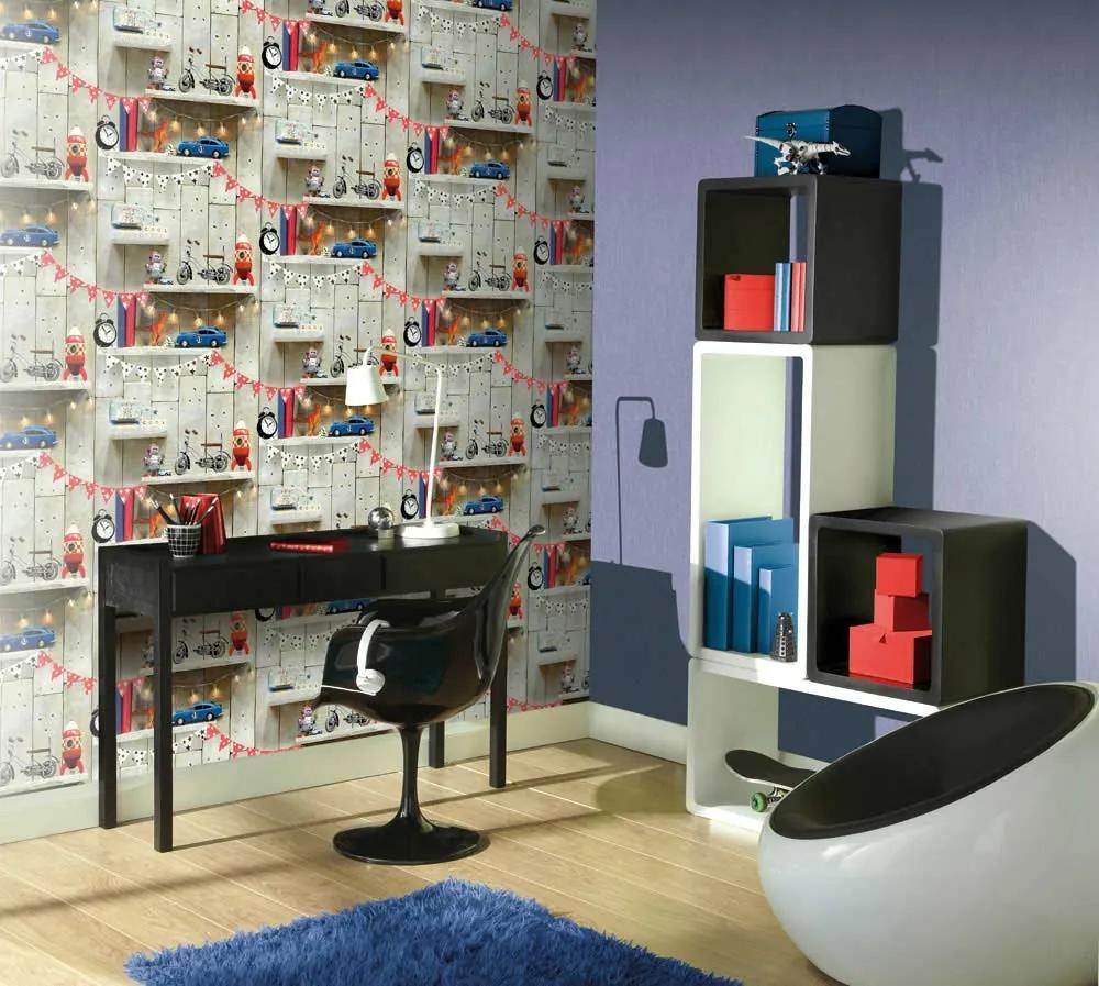 Arthouse Tapet - Boy's Life Multi Boy's Life Multi