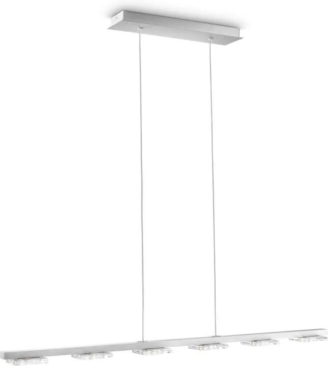 Philips 40689/48/16 - LED Lampa suspendata CAM 6xLED/2W/230V