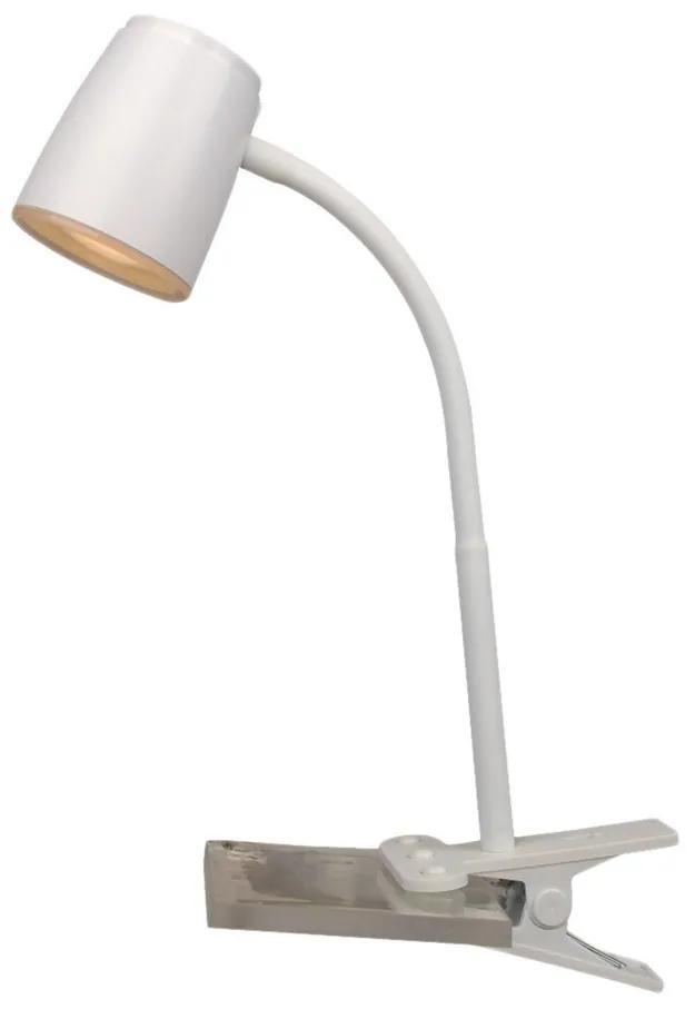 Top Light Mia KL B - Lampă LED cu clips LED/4,5W/230V alb