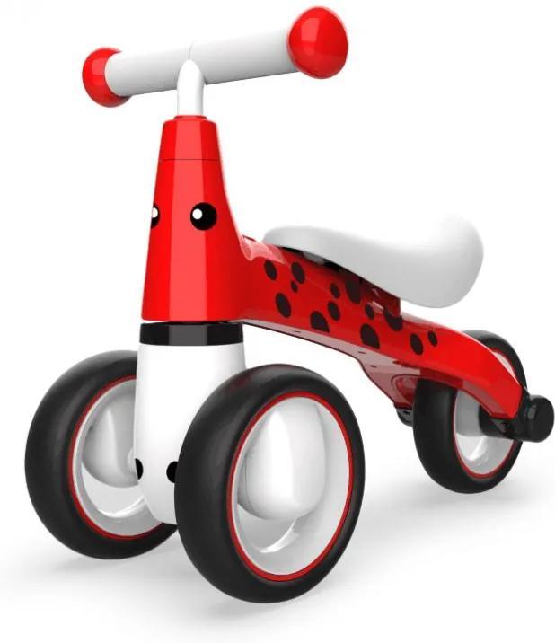 Bicicletă fără pedale Ecotoys Ladybird