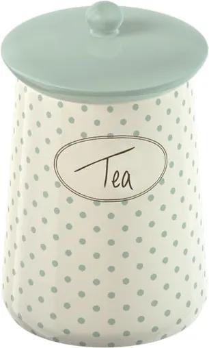 Doză din porțelan pentru ceai Cottage Flower