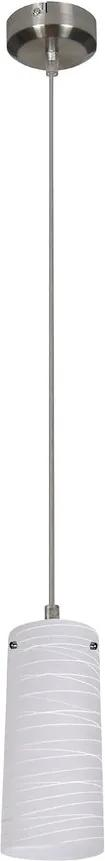 Rábalux 6337 Pendul cu 1 braț Aurel  metal E27 1x MAX 60W IP20