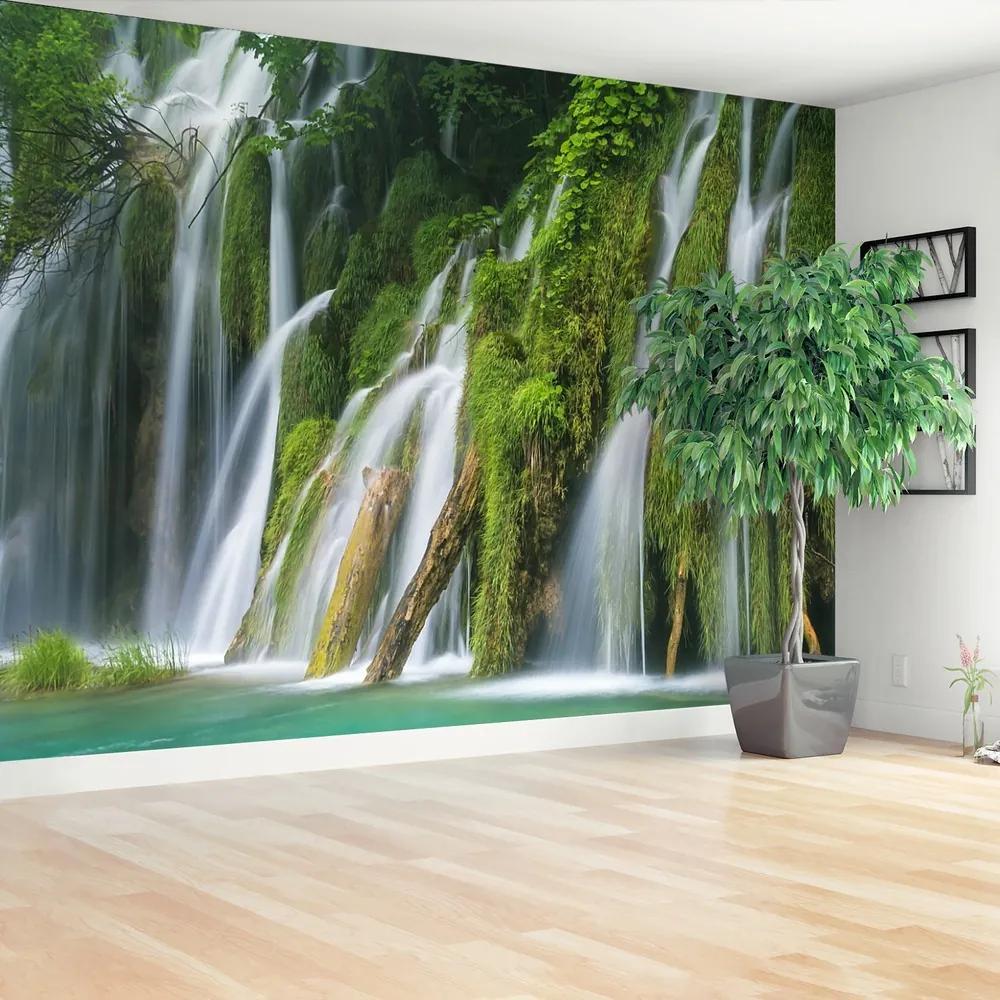 Fototapet cascade Croația