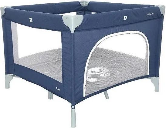 Coto Baby - Tarc de joaca Conti, 100x100 cm, Albastru