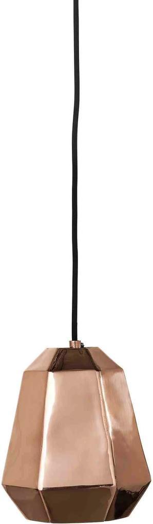 Lustra Pendant, Copper, Metal 12x19 cm