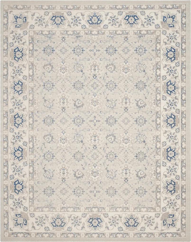 Covor Oriental & Clasic Pachio, Albastru/Bej, 200x300