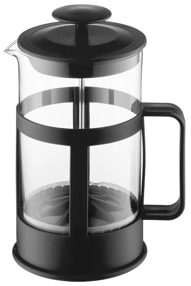 Filtru cafea 1L, negru, Lungo