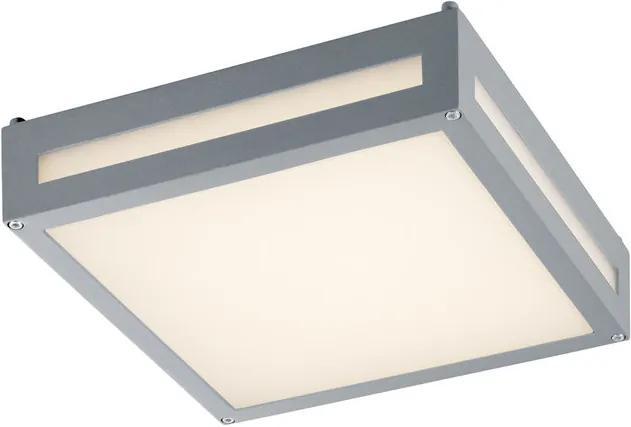 Trio NEWA 620060187 Plafoniere de exterior LED 1xLED max. 13.5W 30x30x9 cm