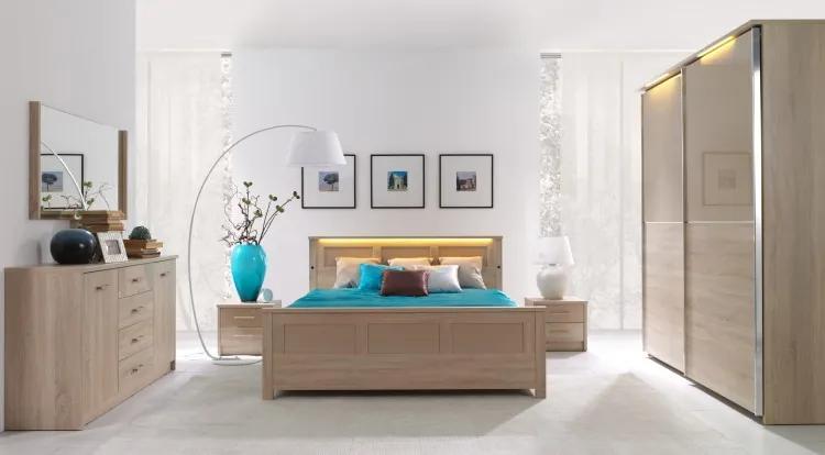 Set Mobila Dormitor Cremona IV