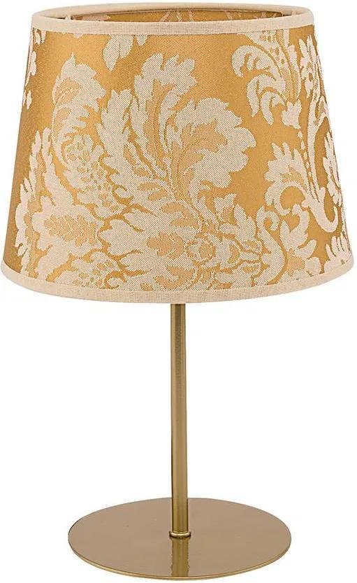 Lampă de masă SOPRANO 1xE14/40W/230V auriu
