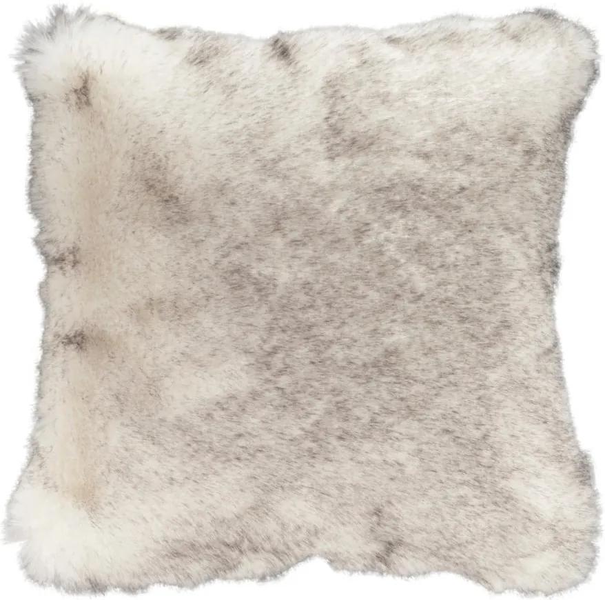 Pernă din blană artificială Mint Rugs, 43 x 43 cm