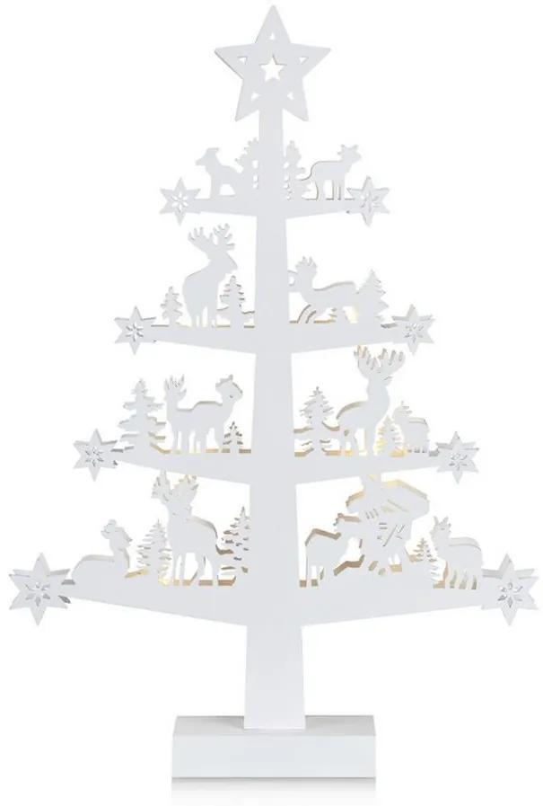 Markslöjd 703882 - LED Decorațiune de crăciun PRINCE 11xLED/0,66W/4,5V