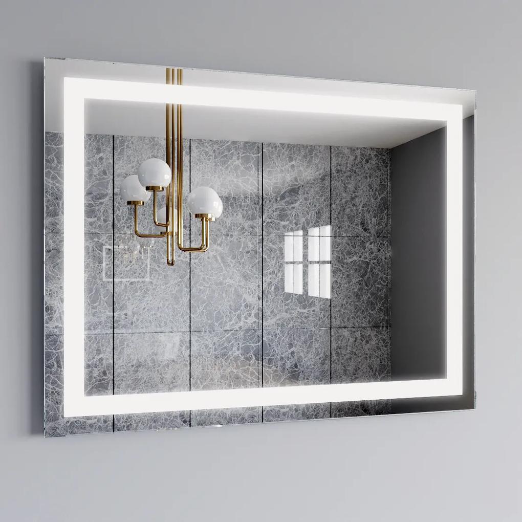 Oglinda cu LED ALEXA CU DEZABURIRE  O`virro