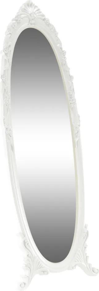 Oglindă de podea, albă, ANTIME