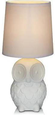 Veioza ceramica alba Helge Table 1L White| MARKSLÖJD