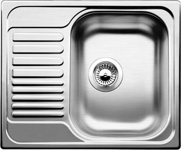 Chiuveta Inox Blanco Tipo 45 S Mini 605 x 500 mm