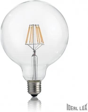 Bec LED 8W Globo D12