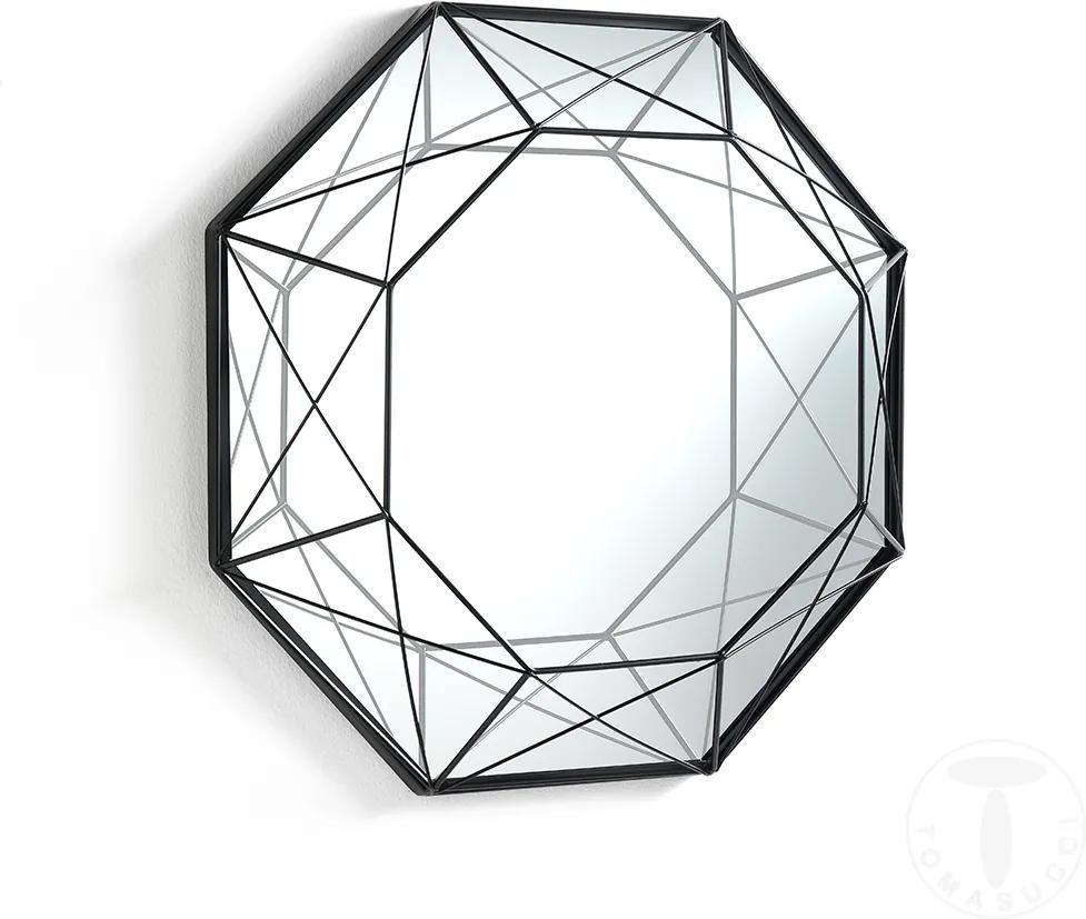 Oglinda Decorativa de perete DIAMOND, Tomasucci