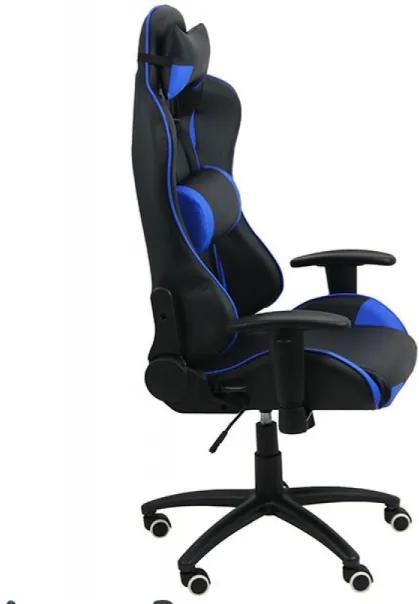 Scaun gaming OFF 307 Albastru