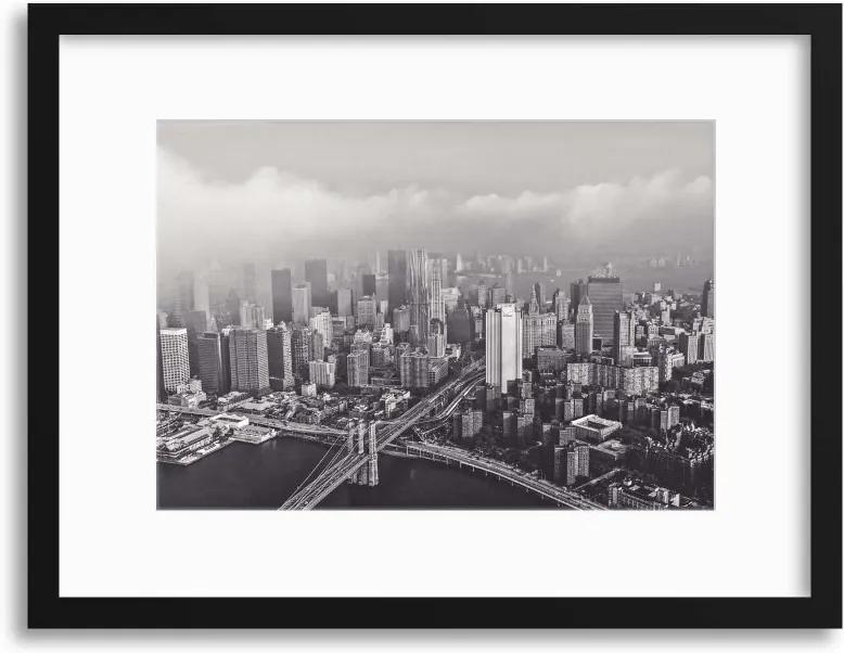 Imagine în cadru - Vintage View of New York City 40x30 cm