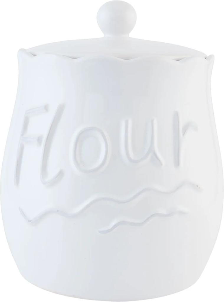 Borcan condimente Flour