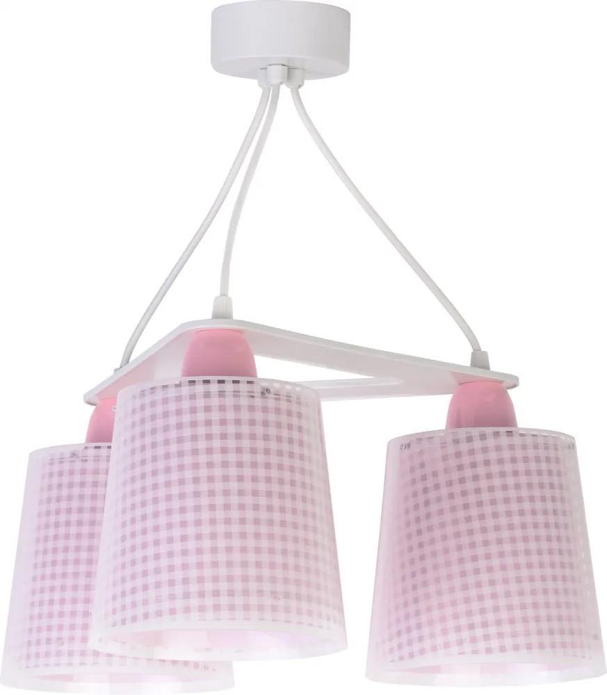Dalber Vichy 80224S Lustre /pendule, Iluminat copii plastic