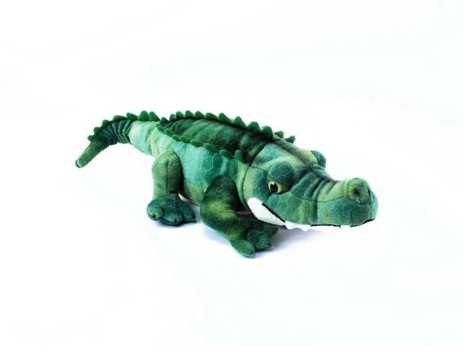 Crocodil Rappa, din pluș, 45 cm
