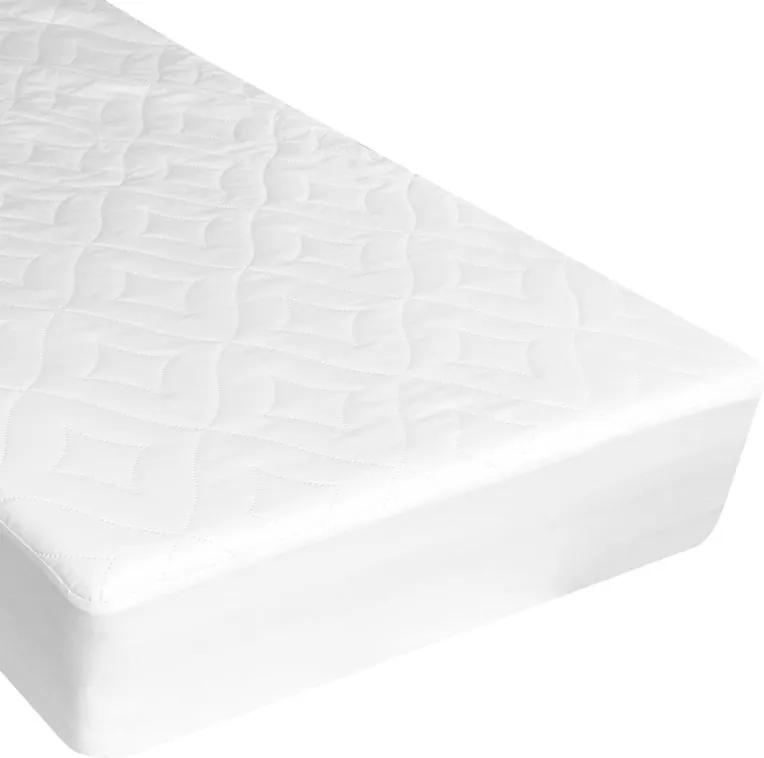 Protecție matlasată pentru saltea, impermeabilă, acoperire integrală 90 x 200 cm