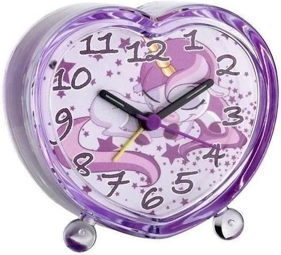 TFA - Ceas desteptator pentru camera copilului Violet