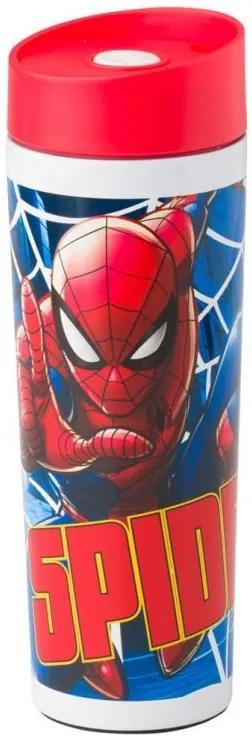 Cana termos 400ml Spidey Spiderman
