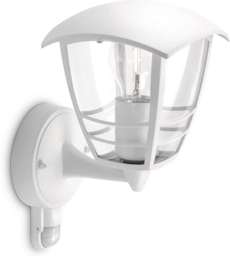 Philips 15388/31/16 - Corp de iluminat perete exterior senzor MYGARDEN CREEK 1xE27/60W/230V