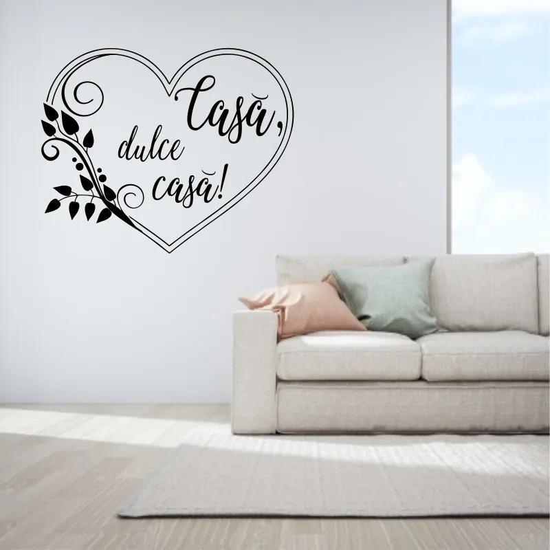 Sticker perete Casa Dulce Casa